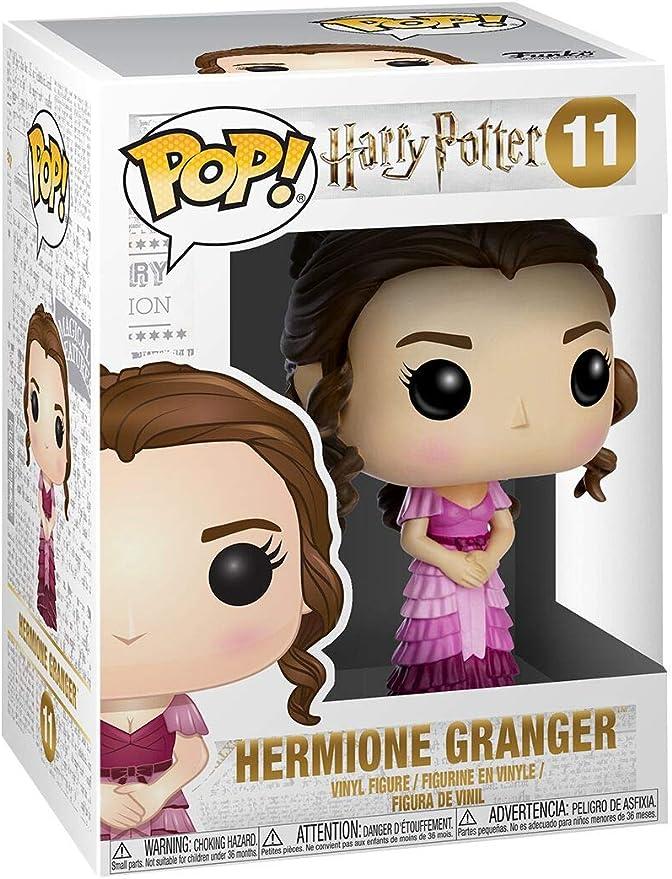 HARRY POTTER Figura Vinilo Hermine Granger 11 ¡Funko Pop! Standard, Vinilo,