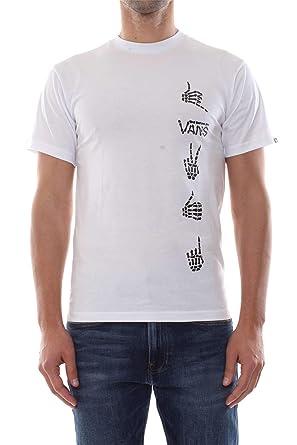 ae3d1e498a1 Vans Boneyard Ss Short Sleeve T-Shirt  Amazon.co.uk  Clothing