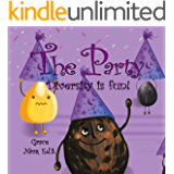 The Party: Diversity is fun (Little Peach Pit Adventures)