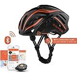 Coros Smart Cycling Helmet Open Ear Wireless Bone Conduction with SOS Alert