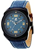Espoir Explorer High Quality Analog Blue Dial Men's Watch - OTS0507