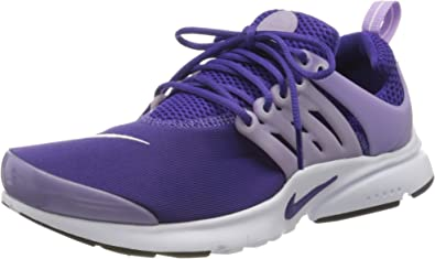 nike chaussure fille violet