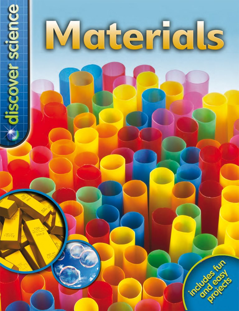 Read Online Discover Science: Materials PDF