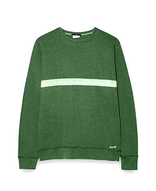 SUDADERA DEAR TEE LINE SWEAT GREEN (M)