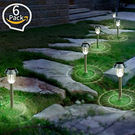 Amazon aglaia solar lights outdoor by powered by solar panels aglaia solar lights outdoor by powered by solar panels for dcor lawn patio yard aloadofball Gallery