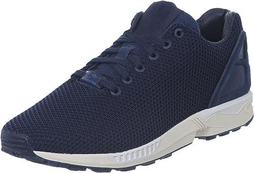 5492e6692a8 Adidas - ZX FLUX - Runner - Low Top Sneaker - Blue  Amazon.co.uk ...