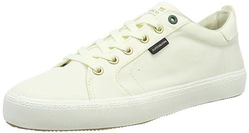 SCOTCH & SODA FOOTWEAR Abra, Zapatillas altas para Hombre, Weiß (Off White S20