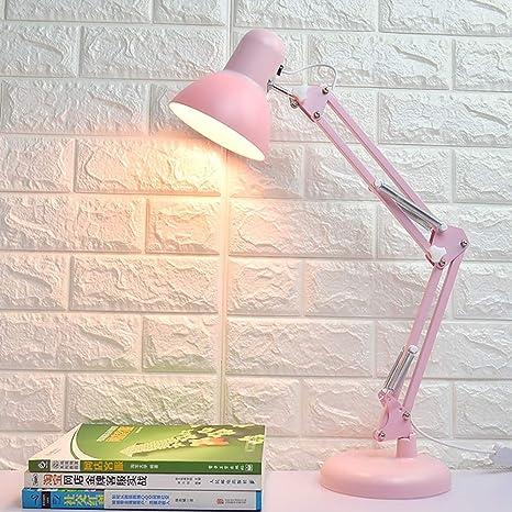 Jinjin Lámpara de Escritorio LED, lámparas de Mesa Que ...