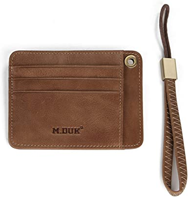 Full Grain Leather Credit Card Holder