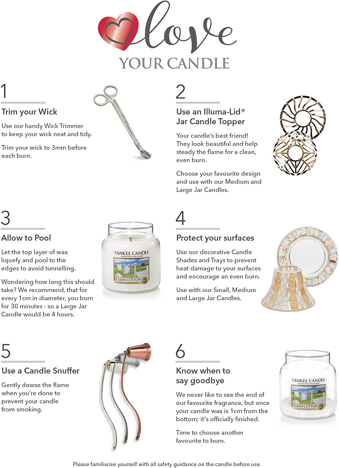 Multiple Choix Yankee Candle bougie