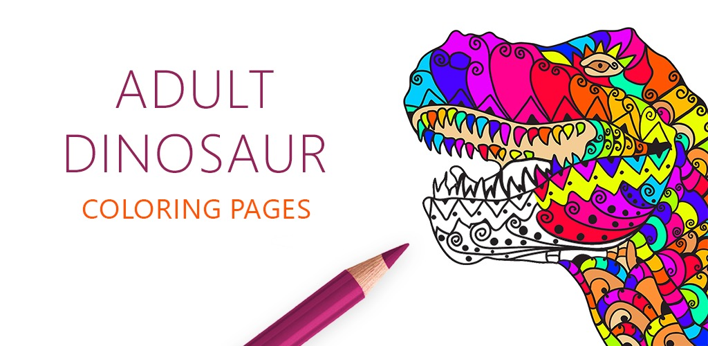 Amazon.com: Adult Dinosaur Coloring Pages: Appstore for ...