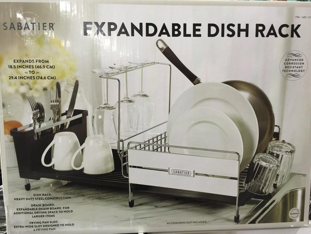 3 advantages of having dish drying rack. Amazon.com: Sabatier Expandable Dish Drying Rack, 60X70-Inch: Home \u0026 Kitchen 3 Advantages Of Having Rack