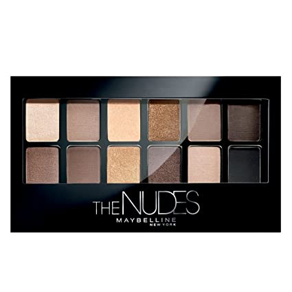Buy Maybelline New York The Nudes Palette Eyeshadow, 9g Online at Low Prices in India - Amazon.in