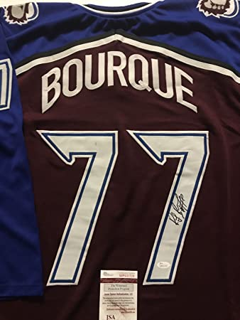 outlet store b4c90 8ccac colorado avalanche ray bourque jersey