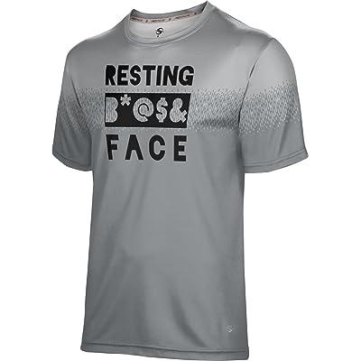 ProSphere Boys' Resting Face Trending Drip Shirt (Apparel)
