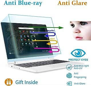 Amazon Com 2 Pack Anti Blue Light Anti Glare Screen