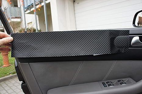 5er Original 3d Carbon Zierleisten Set 15 Teiliges Folienset Aus 3d Carbon Schwarz Folie Fur Den Innenraum Ihres Fahrzeuges 5er E39 1995 2004 Amazon De Auto