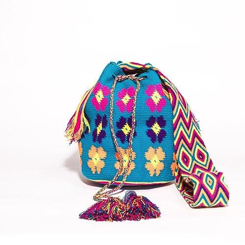 1a0ff7d47d3 Amazon.com: Wayuu Mochila Bag: Handmade