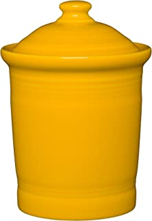 product image for Homer Laughlin 2 quart Medium Canister, Daffodil