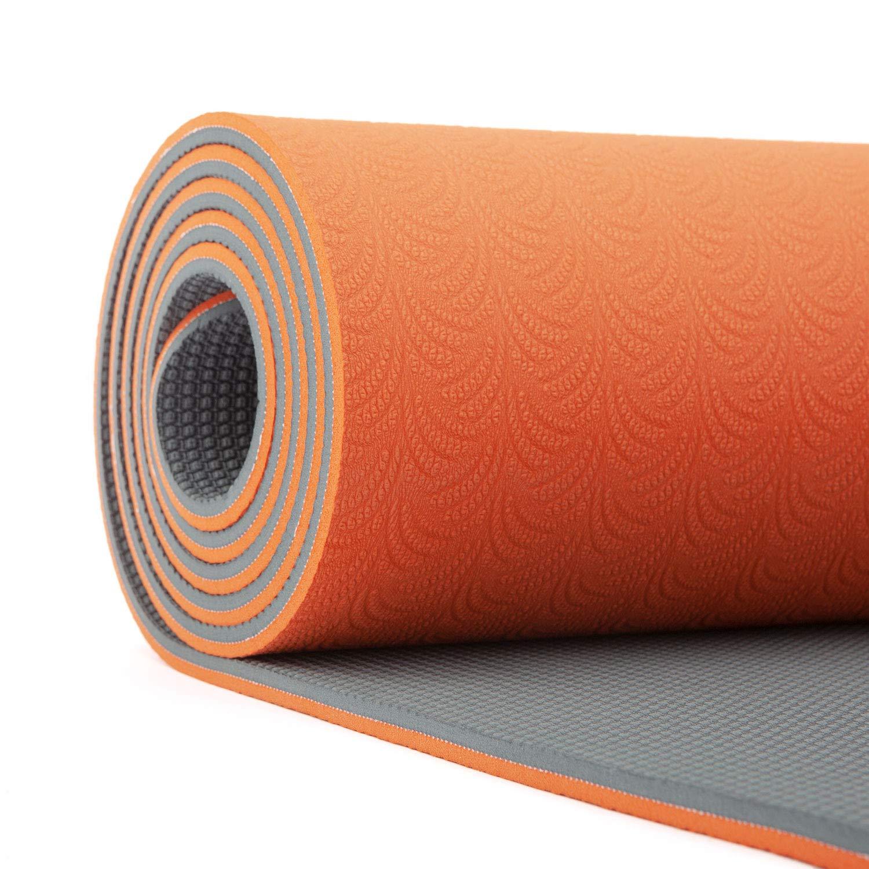 Bodhi Esterilla de Yoga Lotus Pro, también para Gimnasia ...