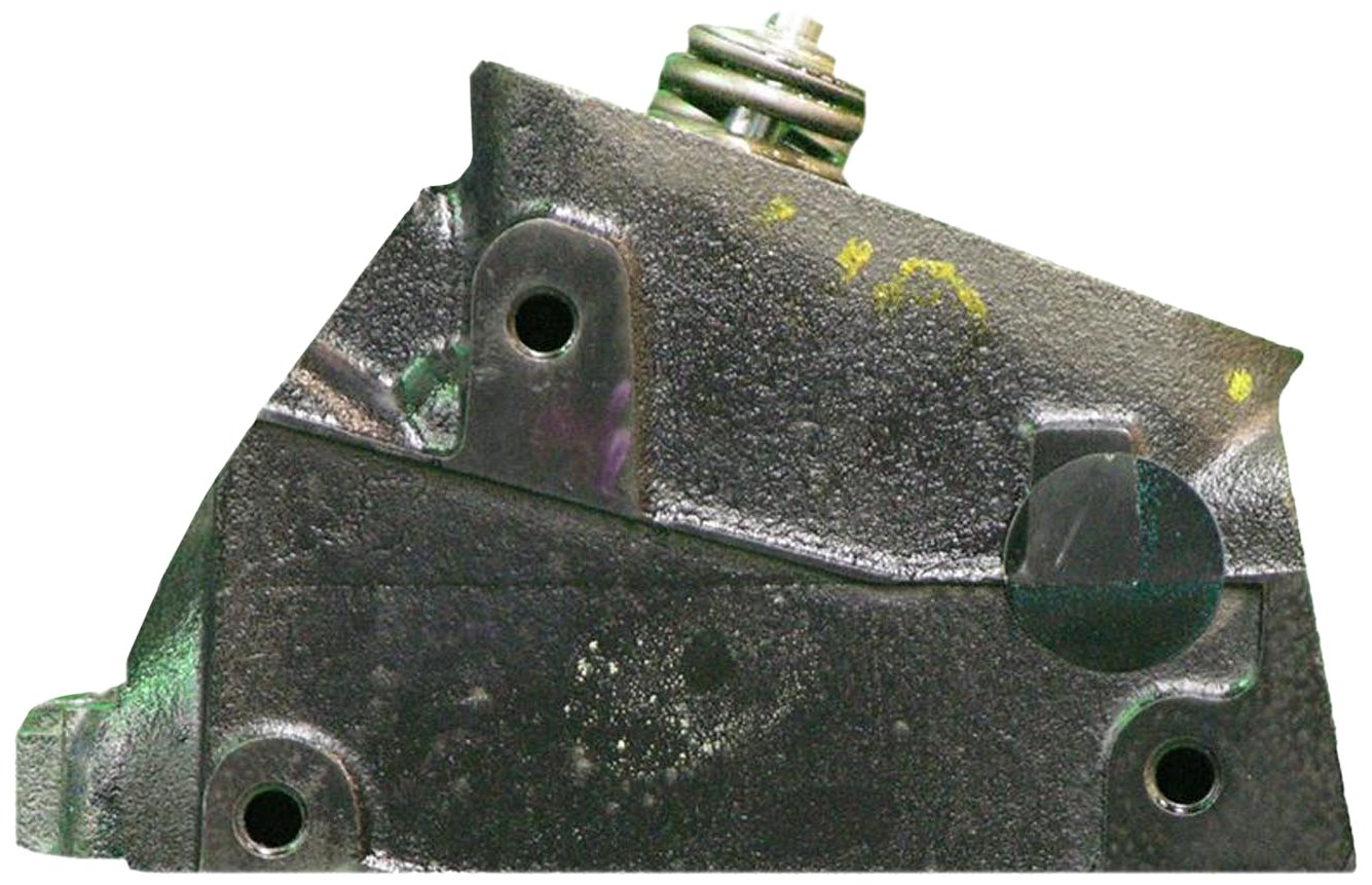 PROFessional Powertrain 2CK9 Chevrolet 4.3L//262 96-00 Remanufactured Cylinder Head