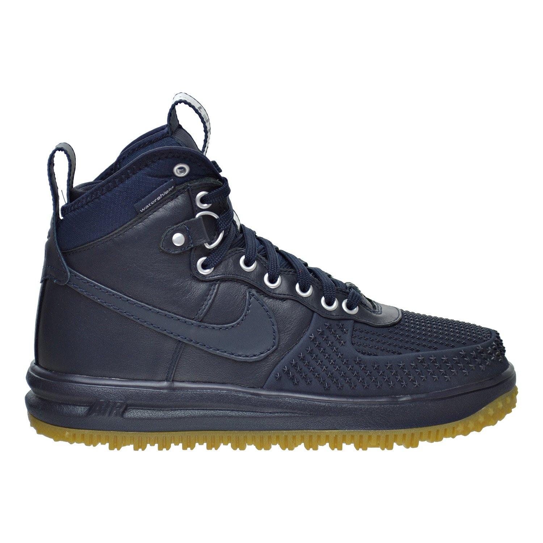 291b92f9fddb Galleon - NIKE Men s Lunar Force 1 Duckboot Dark Obsidian Dark Obsidian  805899-400 Shoe 8 M US Men