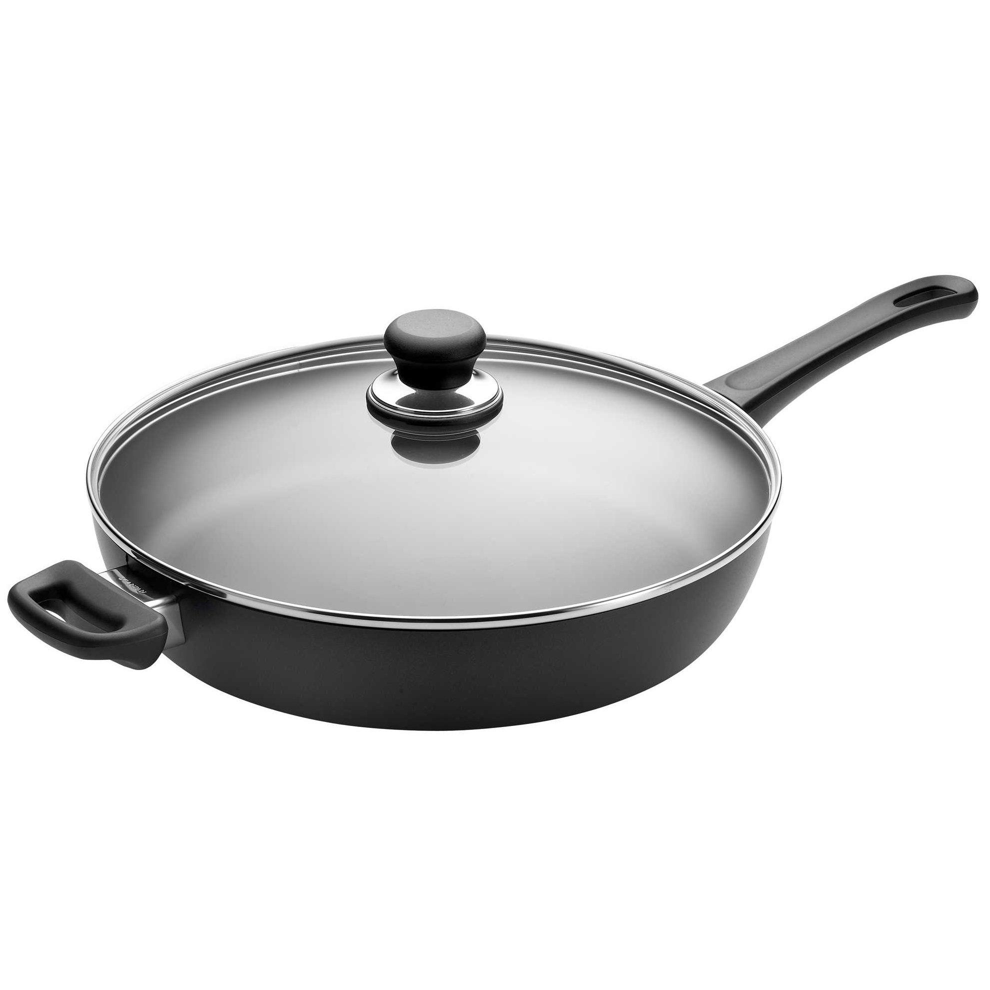 Scanpan Classic Covered Saute Pan, 12.5-Inch
