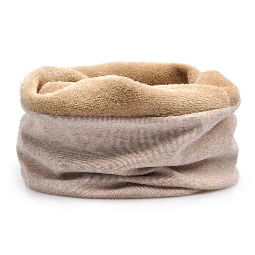 Arcweg calentador de cuello tubular unisex forro polar multicolor sombrero invierno multifuncional para hombre y mujer