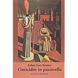 Italian Easy Reader: Omicidio in passerella