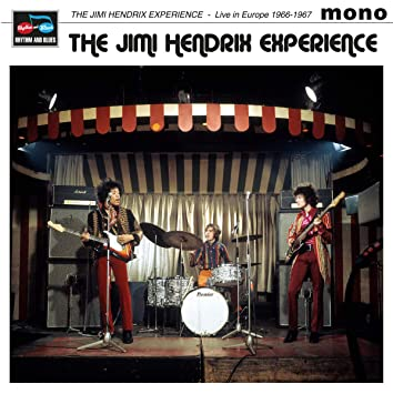 Live in Europe 1966-1967