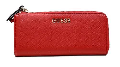 Guess Sissi cremallera It Up Wallet sissp6293 Rojo rojo ...