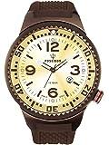 Kienzle Herren-Armbanduhr POSEIDON L Analog Quarz Silikon K2093069153-00411