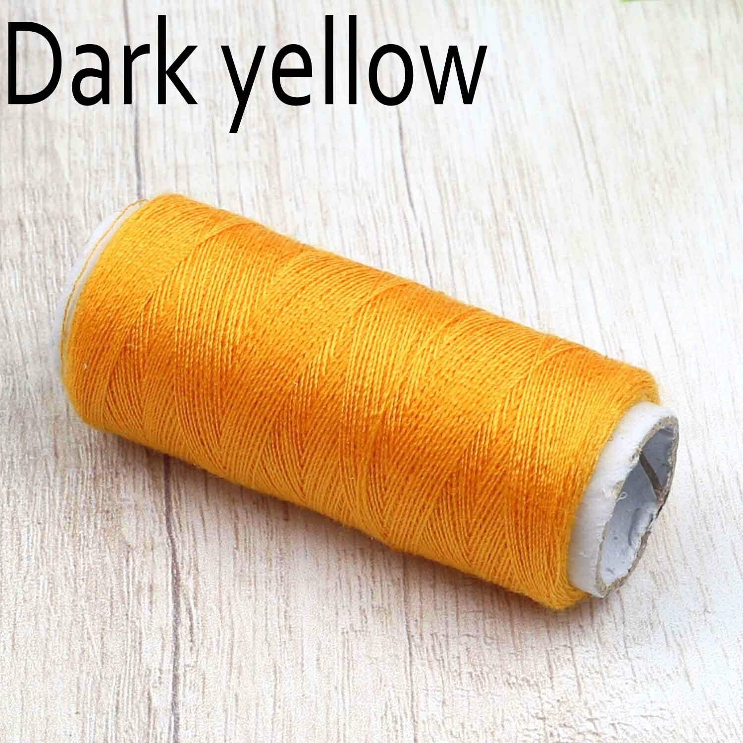 300 Meters 1 Spool White 100/% Silk Hand Embroidery Thread