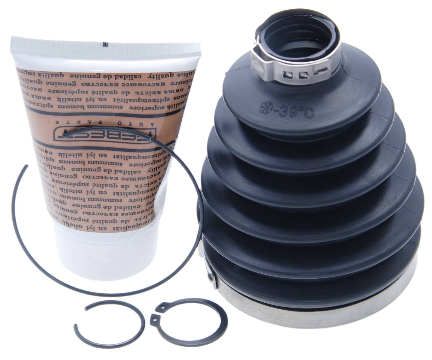 86X123X26.5 Kit Mitsubishi Outer Cv Joint Boot Oem: Mn107605