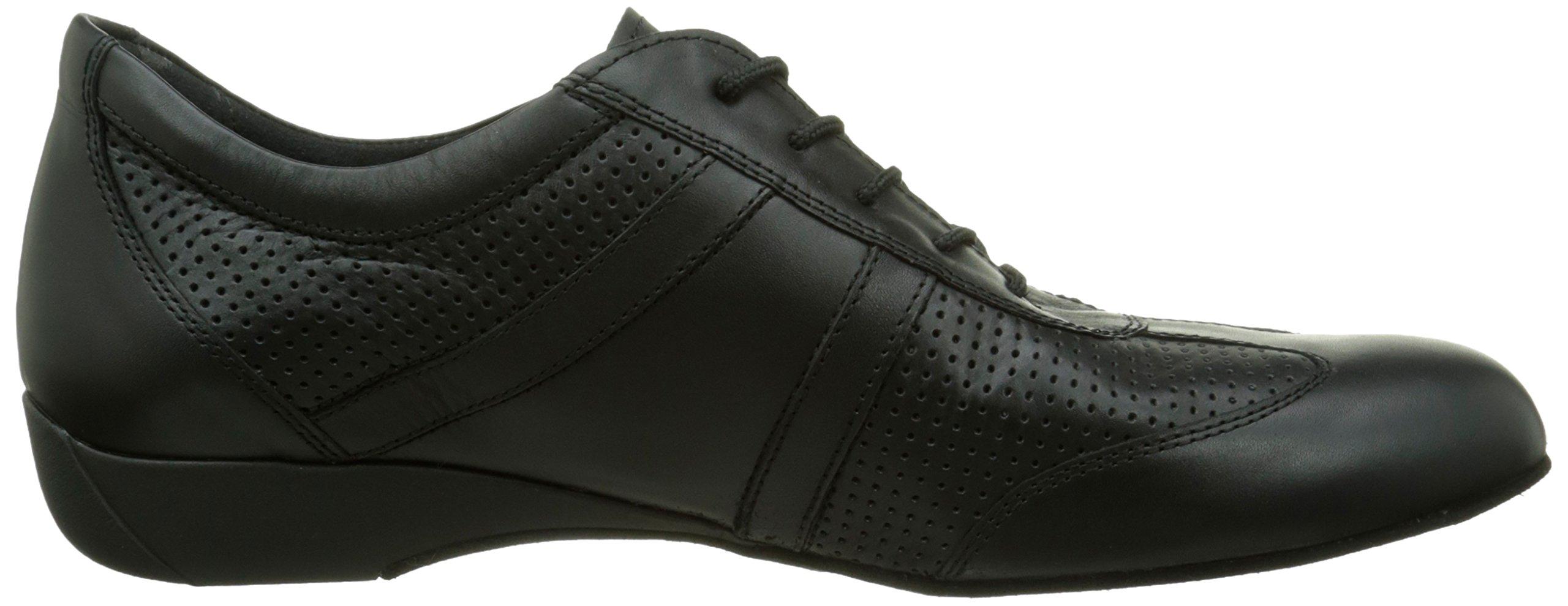 Diamant Men's Model 13 Dance Sneaker- 1'' (2.5 cm) Wedge Heel (Wide - H Width), 13.5 W US (13 UK) by Diamant (Image #6)
