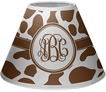 Amazon.com : Cow Print Empire Lamp Shade (Personalized) : Baby