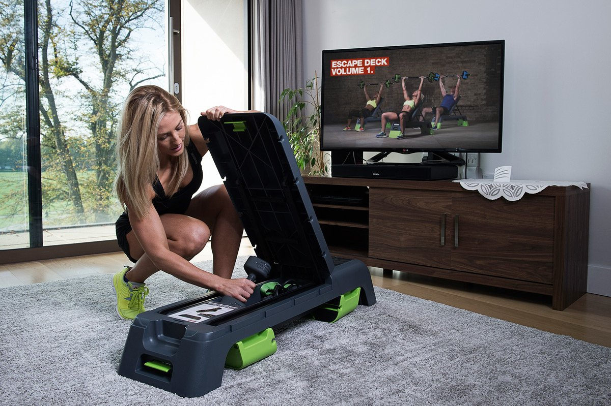 Escape Fitness Deck - Workout Bench and Fitness station by Escape Fitness USA (Image #10)