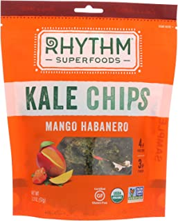 product image for Rhythm Superfoods Kale Chips - Mango Habanero - Case of 12 - 2 oz.