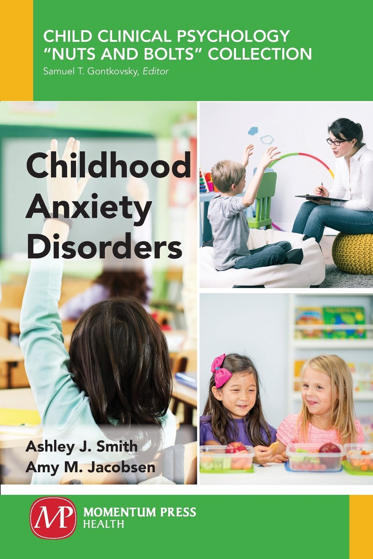 Download Childhood Anxiety Disorders pdf epub
