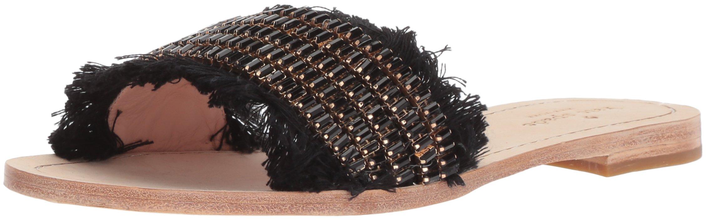 Kate Spade New York Women's Solaina Slide Sandal, Black, 9.5 M US by Kate Spade New York