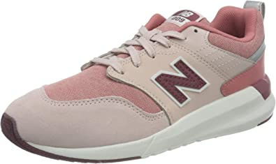 New Balance 009 Ys009os1 Wide, Zapatillas para Niñas: Amazon.es: Zapatos y complementos