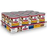 Hill's Science Diet Hill's Science Diet, alimento para perros adultos de más de 7 años, 13 onzas, paquete de 12