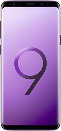 "Samsung Galaxy S9+ Plus (6.2"", Dual Sim) 64 Gb Sm G965 F Factory Unlocked 4 G Smartphone (Lilac Purple)   International Version by Samsung"