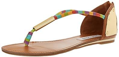 4fbe1ee2321 Amazon.com | Steve Madden Women's Reader Sandal | Flats