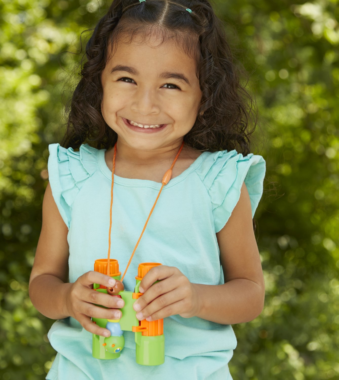 Melissa /& Doug Sunny Patch Happy Giddy Toy Binocular for Kids