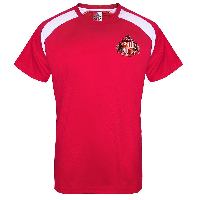 Offizielles Merchandise Geschenk f/ür Fu/ßballfans Herren Trainingstrikot aus Polyester Sunderland AFC