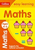 Collins Easy Learning Preschool – Maths Ages 4-5: New Edition