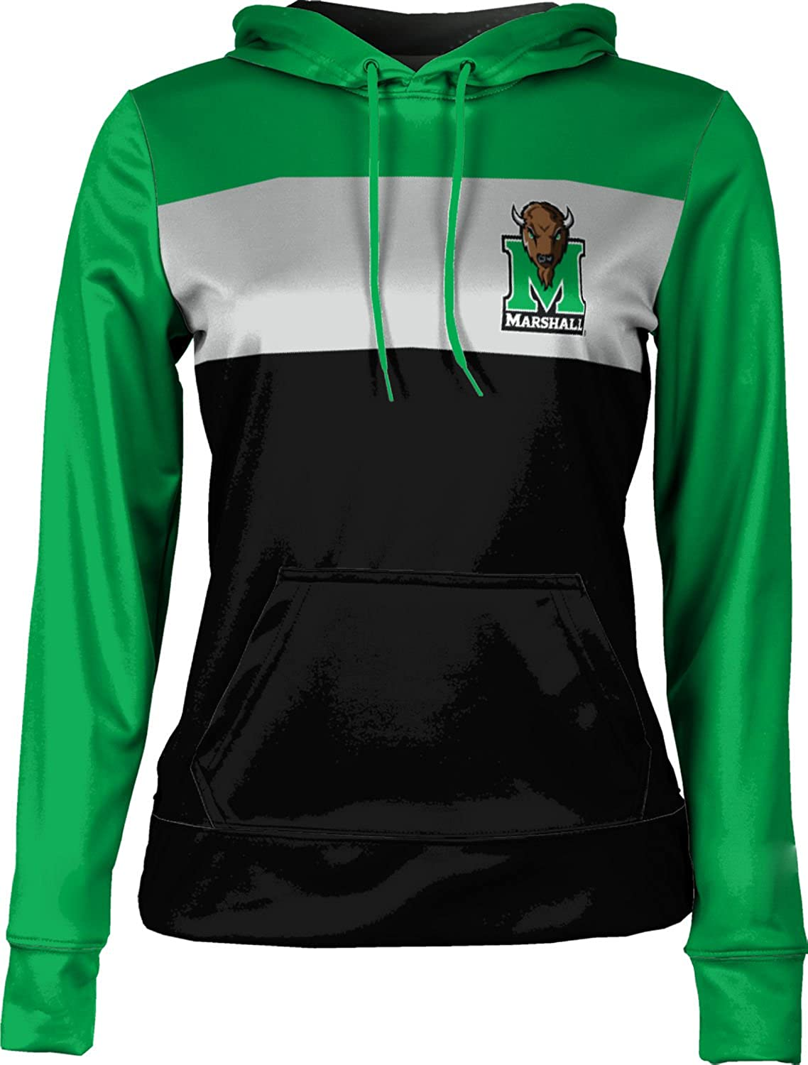 ProSphere Loyola University Maryland Girls Zipper Hoodie Geometric School Spirit Sweatshirt