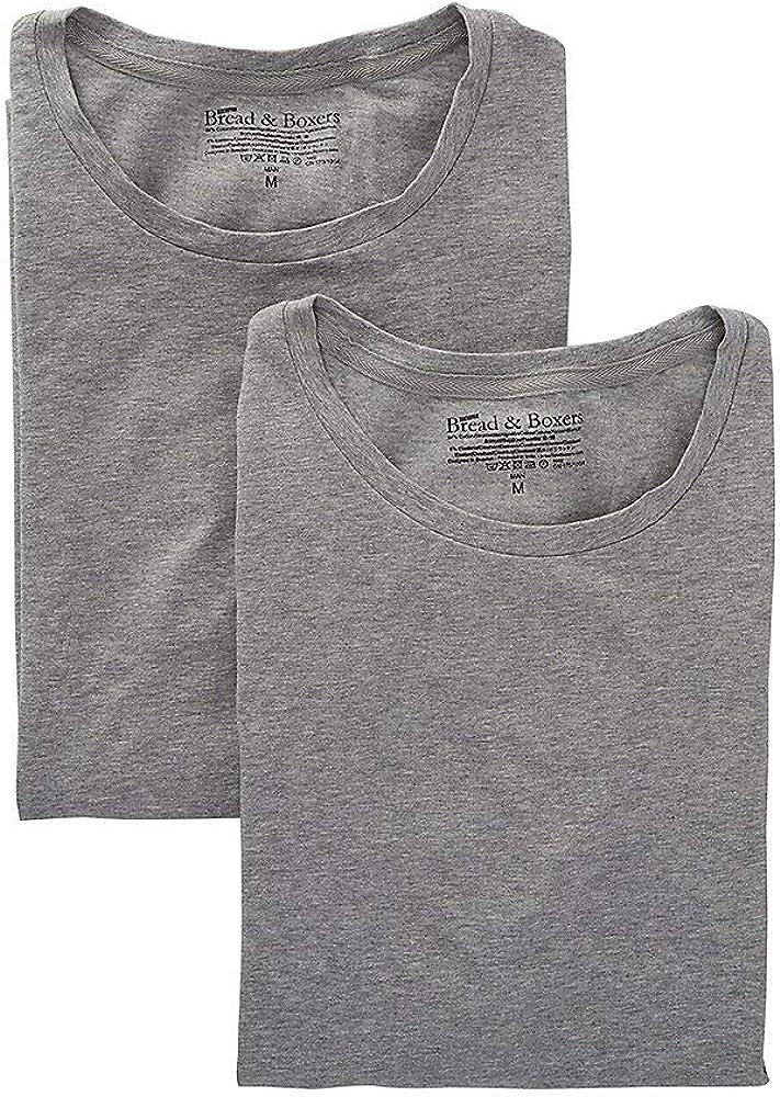 Bread and Boxers - Camisetas de algodón orgánico elastizado ...