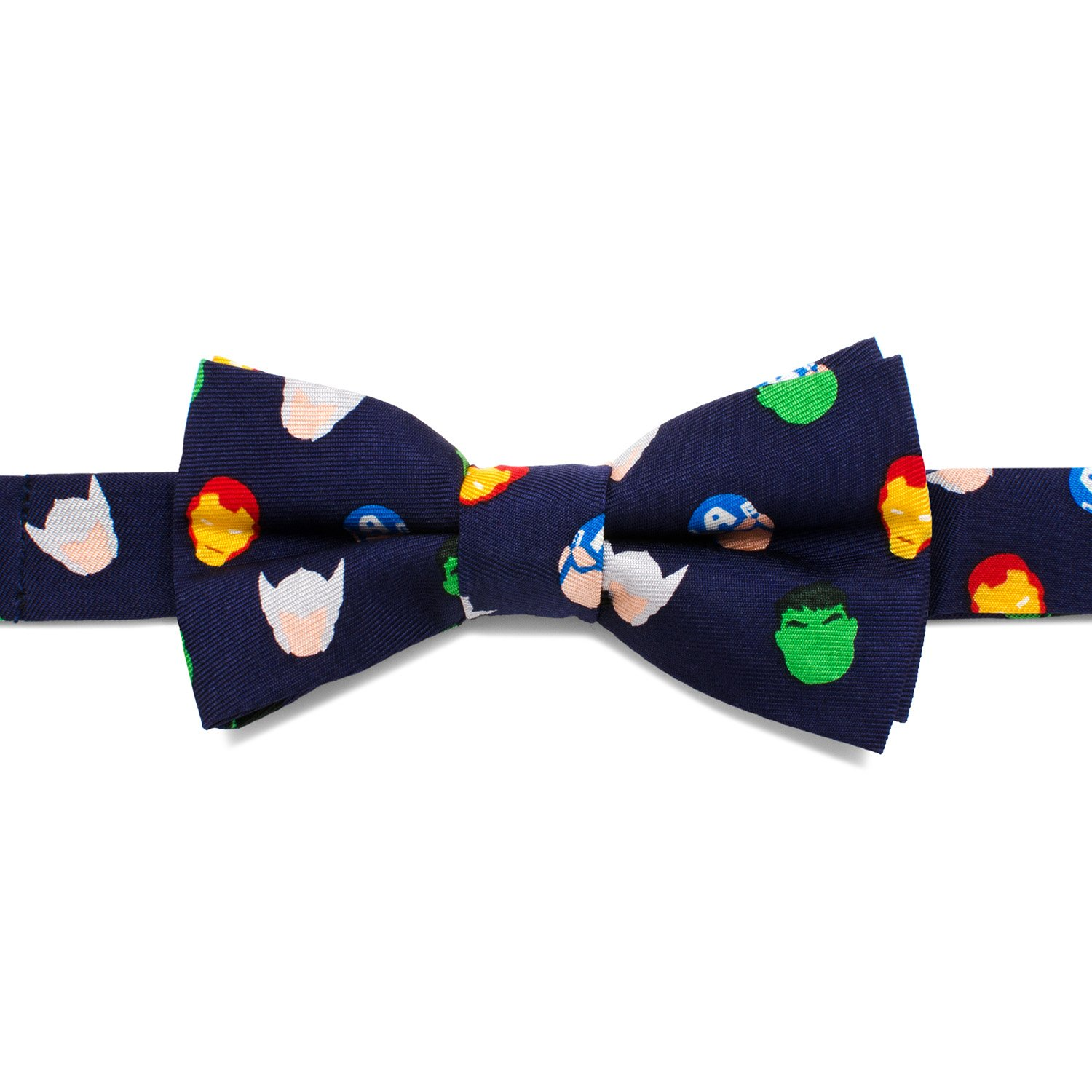 Cufflinks Inc. Boy's Avengers Bow Tie (Little Kids) Officially Licensed MV-AVNGR-BL-KBT